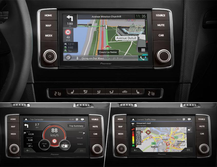 Wonderlijk Navigationssysteme – Car Entertainment – Digital Bass Control WO-57