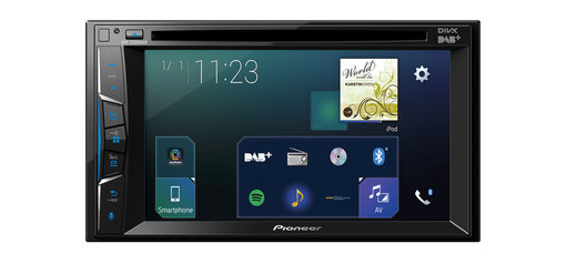 avh z3000dab car entertainment multimedia receivers pioneer. Black Bedroom Furniture Sets. Home Design Ideas