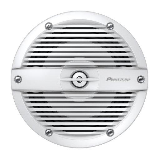 Marinetauglicher 2-Wege-Koaxial-Lautsprecher Pioneer TS-ME650FC | Weiss 250 W