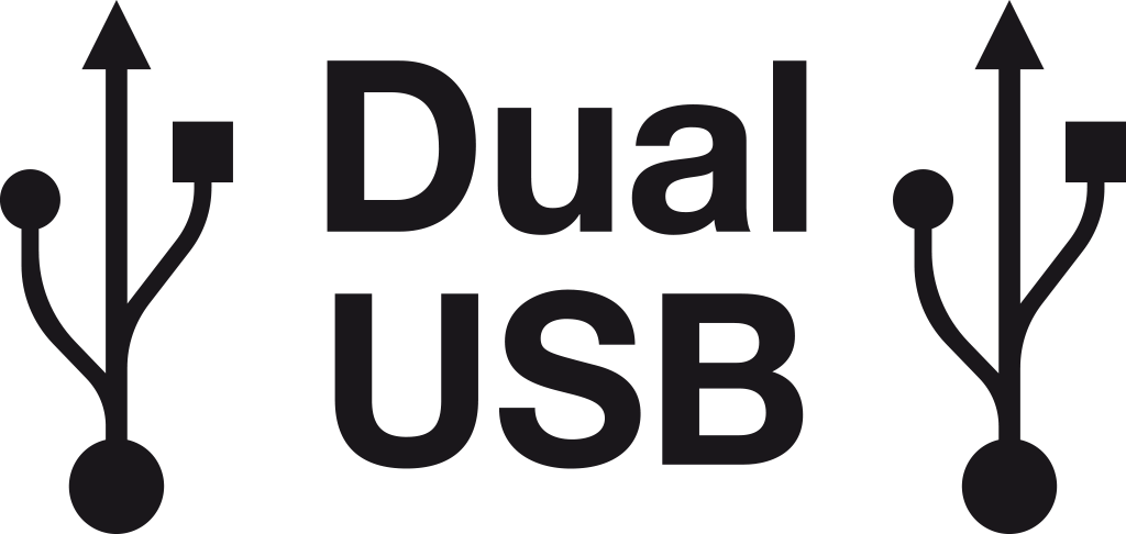 Dual USB