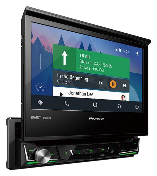 avh z7100dab coche multimedia receivers pioneer. Black Bedroom Furniture Sets. Home Design Ideas