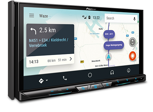 best android auto head unit 2018 uk