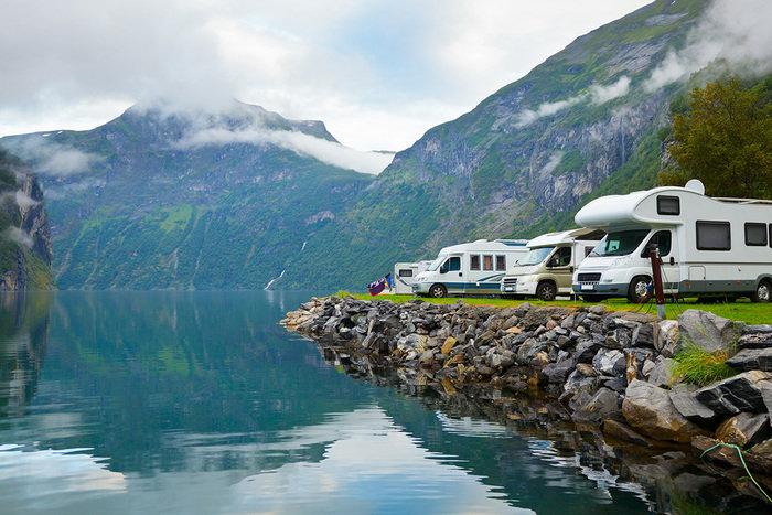 campervan navigation