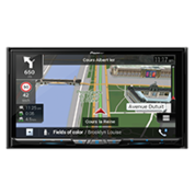 Car GPS Navigation – Multimedia Receiver – Digital Bass Control