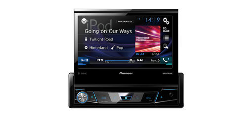 Pioneer AVH-X7800BT Receiver Driver for Windows Download