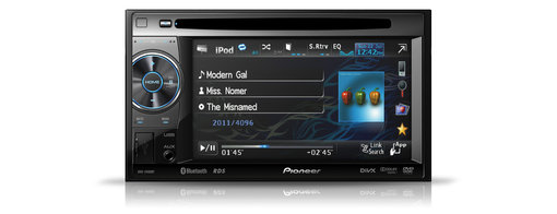 PIONEER AVH-2400BT CAR MULTIMEDIA DOWNLOAD DRIVER