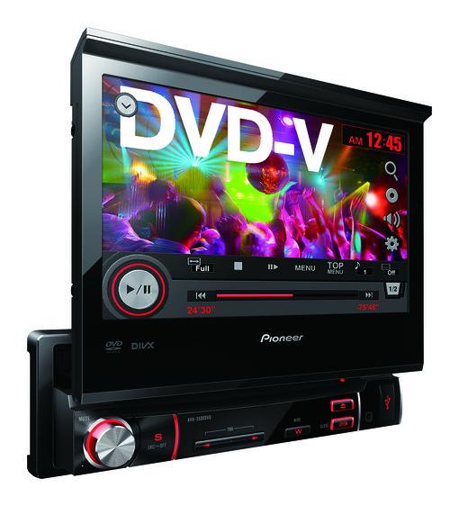 Pioneer Avh 3500dvd прошивка