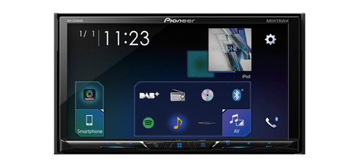 AVH-Z5100DAB - Car Multimedia Receivers | Pioneer