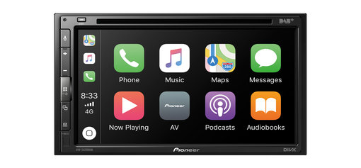 AVH-Z5200DAB - Car Multimedia Receivers | Pioneer