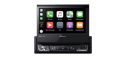 AVH-Z7200DAB - Car Multimedia Receivers | Pioneer