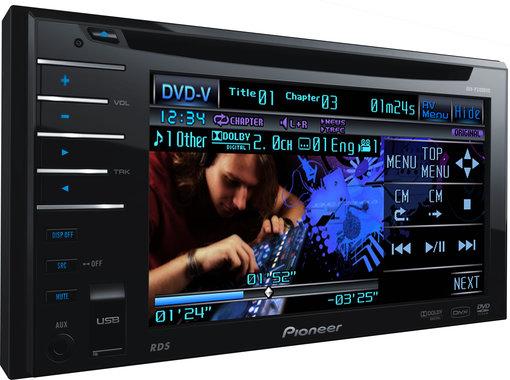 AVH-P3100DVD