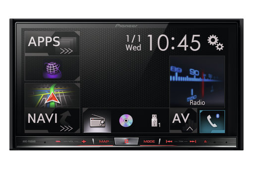 Download Drivers: Pioneer AVIC-F960BT Receiver