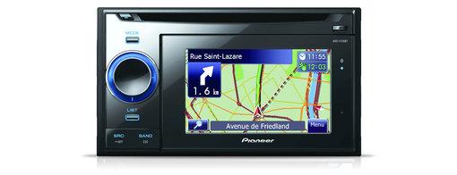 Pioneer AVIC-F310BT GPS Navigation Treiber