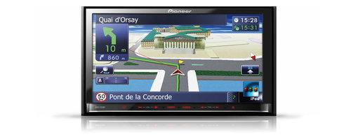 Pioneer AVIC-F20BT GPS Navigation Drivers Windows