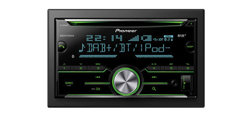 Support for FH-X840DAB | Pioneer