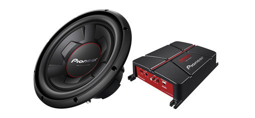gxt 3706b set car subwoofers pioneer. Black Bedroom Furniture Sets. Home Design Ideas
