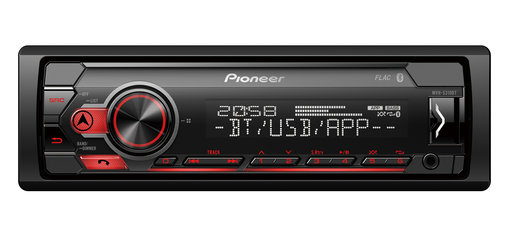 mvh s310bt car receivers pioneer. Black Bedroom Furniture Sets. Home Design Ideas