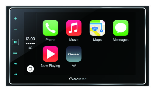 Sph Da120 Car Multimedia Receivers Pioneer