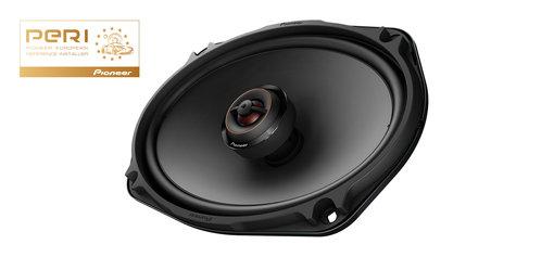 Pioneer TS-D69F D Series 6x9 2-Way car Speakers