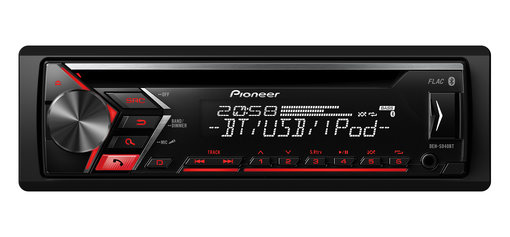 deh s040bt voiture receivers pioneer. Black Bedroom Furniture Sets. Home Design Ideas