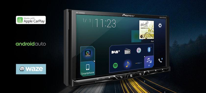 pioneer bilunderholdning nyeste produkter og funksjoner norge. Black Bedroom Furniture Sets. Home Design Ideas
