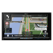 Multimedia Navigation Receivers