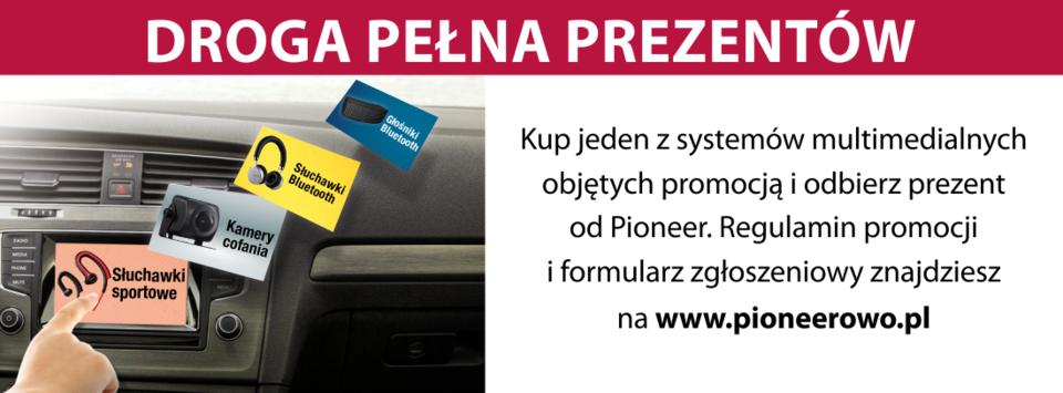 Promocja Pioneer