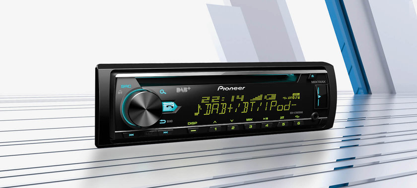 DEH-X7800DAB mobile