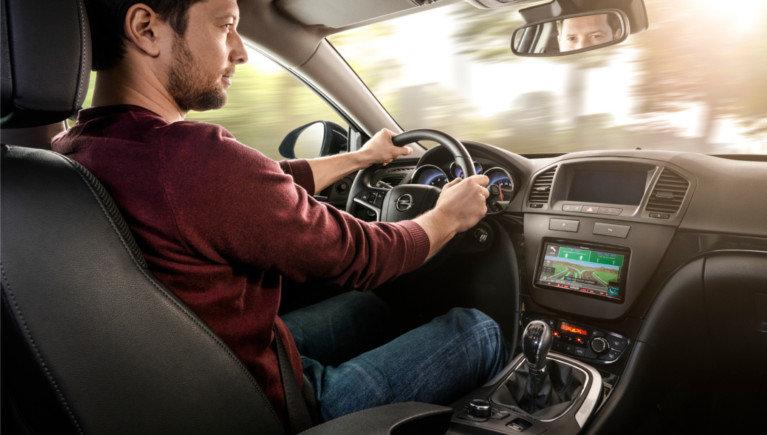 multimedia navigation receiver image